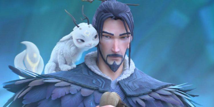 Цзян Цзя Легенда об обожествлении