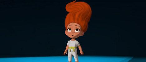 Волосы Джитсу