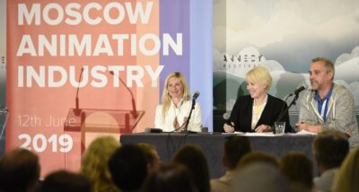 """Mifa Industry territory focus: """"Moscow's Animation Industry"""""""