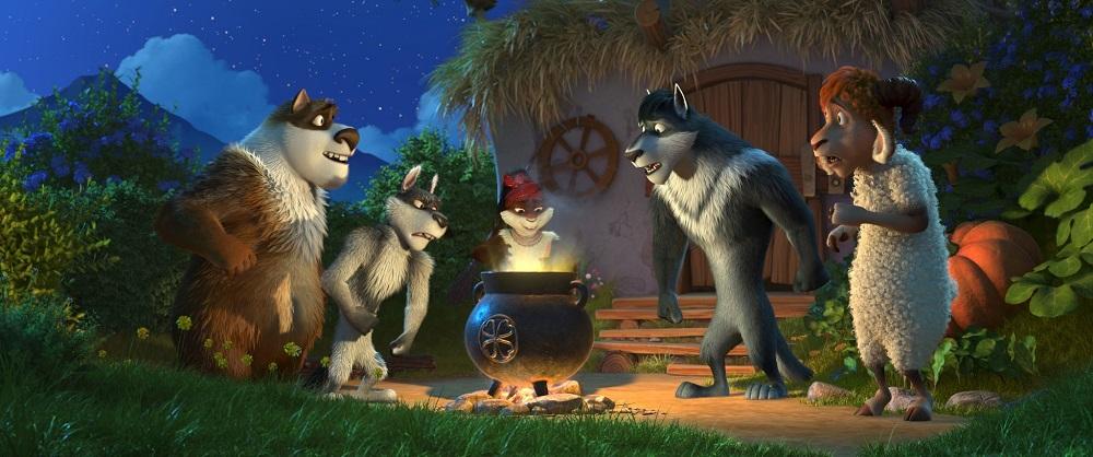 Волки и Овцы номинирован на премию