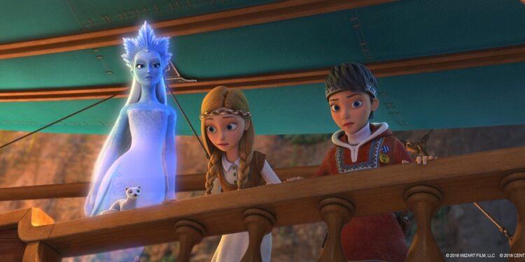 Снежная Королева wizart