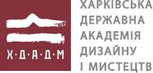 logo Харьковская национальная академия дизайна и искусств